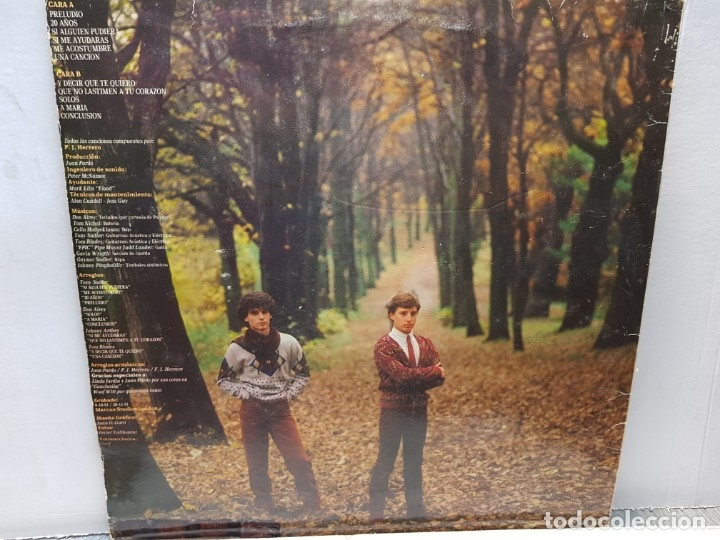 Discos de vinilo: LP-PECOS - 20 AÑOS en funda original 1981 - Foto 2 - 182774276