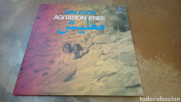AGITATION FREE–معليش = MALESCH. LP VINILO PORTADA ABIERTA - NUEVO (Música - Discos - LP Vinilo - Pop - Rock - Extranjero de los 70)