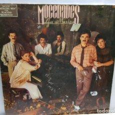 Discos de vinilo: LP-MOCEDADES- LA MUSICA FUNDA ORIGINAL 1983. Lote 182776602