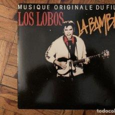 Discos de vinilo: LOS LOBOS – LA BAMBA SELLO: LONDON RECORDS – 886 168-7 FORMATO: VINYL, 7 , 45 RPM, SINGLE PAÍS: F. Lote 182781050