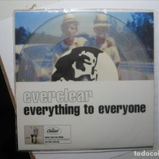 Discos de vinilo: EVER CLEAR SINGLE VINILO UK EVERYTHING TO EVERYONE NUEVO A ESTRENAR!. Lote 182784746
