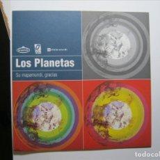 Discos de vinilo: LOS PLANETAS SU MAPAMUNDI+ SR. CHINARRO ¿QUE PUEDO HACER? SINGLE VINILO 1997 NUEVO A ESTRENAR. Lote 182785911