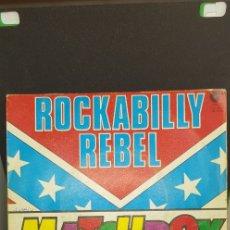 Discos de vinilo: MATCHBOX 'ROCABILLY REBEL' 1979. Lote 182787838