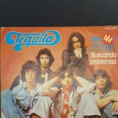 Discos de vinilo: TEQUILA 'NECESITO UN TRAGO' 1978. Lote 182788546