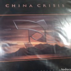 Discos de vinilo: CHINA CRISIS WHAT PRICE PARADISE. Lote 182792228