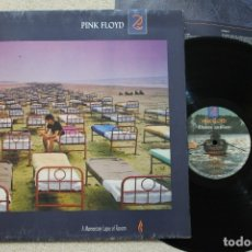 Discos de vinilo: PINK FLOYD A MOMENTARY LAPSE OF REASON LP VINYL MADE IN EUROPA 1987. Lote 182793631