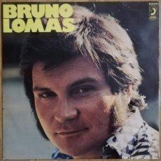 Discos de vinilo: BRUNO LOMAS -BRUNO LOMAS LP 1976 RARO DISCO EN DISCOPHON EXCELENTES CONDICIONES . Lote 182794455