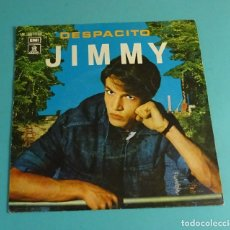 Discos de vinilo: JIMMY. DESPACITO. VEN A BAILAR. PRODUCTOR: RAY GIRADO. EMI - ODEON 1980. Lote 182806191