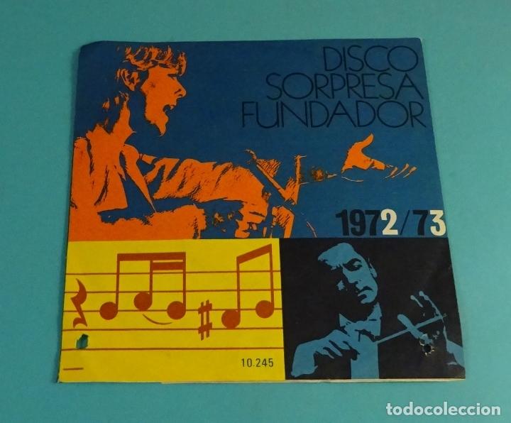 Discos de vinilo: LOS ALBAS. CUANDO EL PÁJARO CANTA, OLE ... EL VERANO, UNA NOCHE, QUE NADIE SEPA MI SUFRIR. FUNDADOR - Foto 3 - 182811255