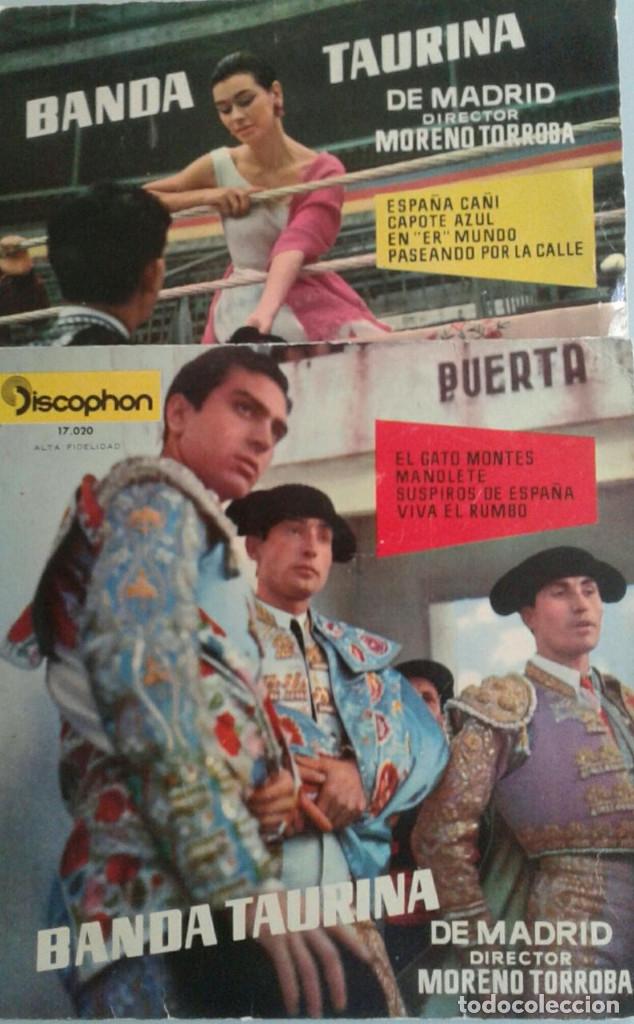 LOTE DOS SINGLES (Música - Discos - Singles Vinilo - Flamenco, Canción española y Cuplé)