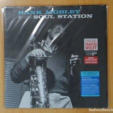 Discos de vinilo: HANK MOBLEY - SOUL STATION - LP. Lote 182830930
