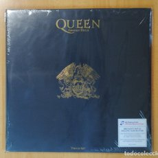 Discos de vinilo: QUEEN - GREATEST HITS II - LP. Lote 182835157