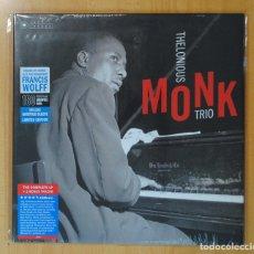 Discos de vinilo: THELONIOUS MONK TRIO - THELONIOUS MONK TRIO - LP. Lote 182835540