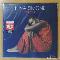Discos de vinilo: NINA SIMONE - THE HITS - LP. Lote 182835661