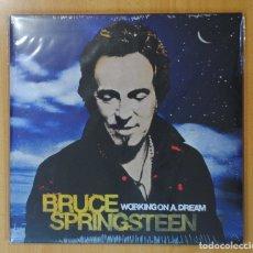 Discos de vinilo: BRUCE SPRINGSTEEN - WORKING ON A DREAM - 2 LP. Lote 182835768