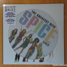 Discos de vinilo: SPICE GIRLS - THE GREATEST HITS - LP. Lote 182836282