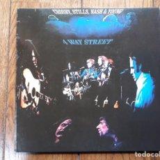 Discos de vinilo: CROSBY, STILLS, NASH & YOUNG - 4 WAY STREET. Lote 182839250