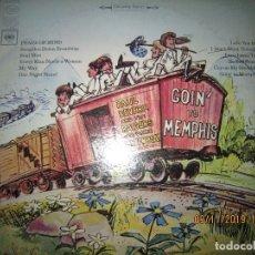 Discos de vinilo: PAUL REVERE AND THE RAIDERS - GOIN TO MENPHIS LP - ORIGINAL U.S.A. - COLUMBIA 1968 360 SOUND STEREO. Lote 182848868