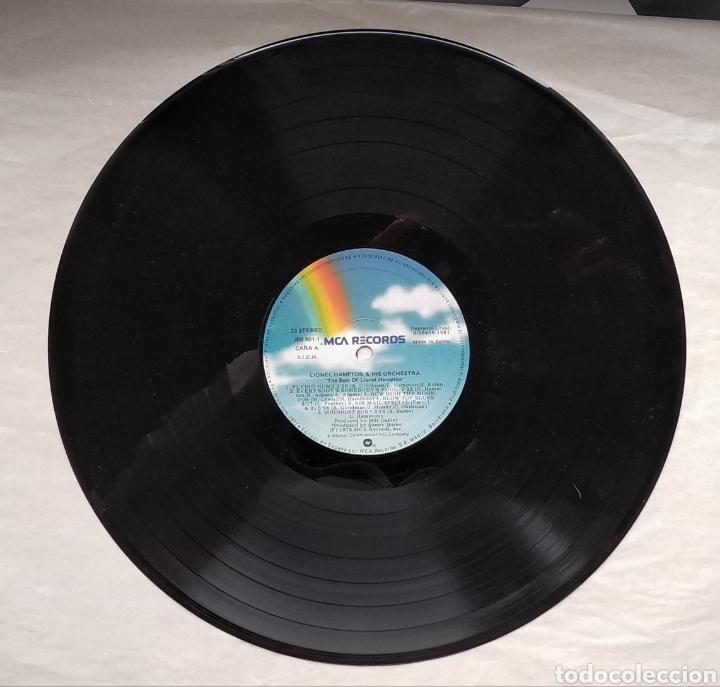 Discos de vinilo: LIONEL HAMPTON - Foto 3 - 182850487
