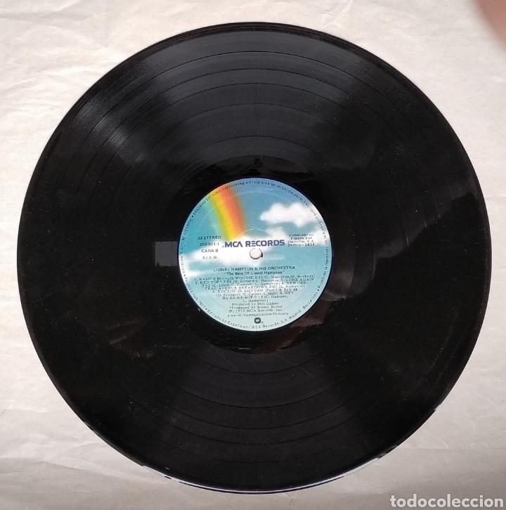 Discos de vinilo: LIONEL HAMPTON - Foto 5 - 182850487