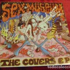 Discos de vinilo: SEX MUSEUM - THE COVERS EP - ROTO RECORDS 1996. Lote 182851510