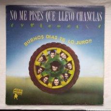 Discos de vinilo: NO ME PISES Q LLEVO CHANCLAS. LOTE DE 2 LPS. Lote 182852192