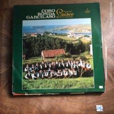 Discos de vinilo: CORO RONDA GARCILASO. Lote 182856261