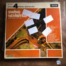 Discos de vinilo: SWING REVISITED. Lote 182856755