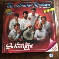 Discos de vinilo: KASTELRUTHER SPATZEN. Lote 182857456
