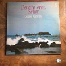 Discos de vinilo: BENDITO ERES SEÑOR. Lote 182860112