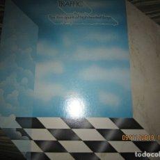 Discos de vinilo: TRAFFIC - THE LOW SPARK OF HIGH HEELED BOYS LP ORIGINAL U.S.A. ISLAND 1971 CON FUNDA INT. ORIGINAL. Lote 182861643