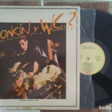 Discos de vinilo: RAMONCIN Y W.C.? M/T REEDICIÓN EMI 1986. Lote 182863611