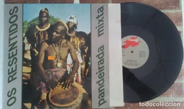 OS RESENTIDOS PANDEIRADA MIXTA GASA 1987 (Música - Discos de Vinilo - Maxi Singles - Grupos Españoles de los 70 y 80)