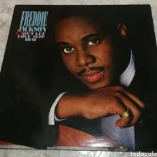 Discos de vinilo: FREDDIE JACKDON. DON'T LET LOVE SLIP AWAY. Lote 182865518