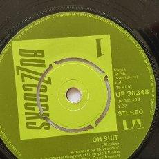 Discos de vinilo: BUZZOCOCKS-1978. Lote 182866473
