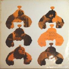 Discos de vinilo: LOTE 3 DISCOS DE MAQUINA GRUPO ROCK AÑOS 70. Lote 182867216