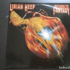 Discos de vinilo: URIAH HEEP - RETURN TO FANTASY . Lote 182872842