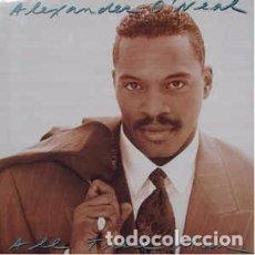 Discos de vinilo: ALEXANDER O'NEAL - ALL TRUE MAN (LP, ALBUM) LABEL:TABU RECORDS CAT#: 465882 1 . Lote 182876006