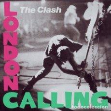 Disques de vinyle: DOBLE LP THE CLASH - LONDON CALLING / VINILO / ED. OFICIAL 2015 / NUEVO. Lote 182877480