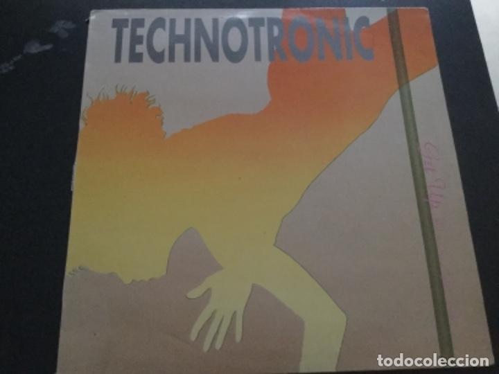 TECHNOTRONIC - GET UP (Música - Discos - LP Vinilo - Disco y Dance)