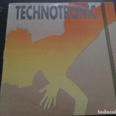 Discos de vinilo: TECHNOTRONIC - GET UP . Lote 182878135