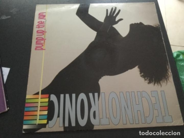 TECHNOTRONIC - PUMP UP THE JAM (Música - Discos - LP Vinilo - Disco y Dance)