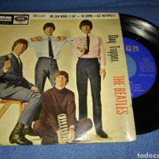 Discos de vinilo: DISCO DE VINILO EP THE BEATLES DAY TRIPPER. DSOE 16685. ESPAÑA 1966. Lote 182887026