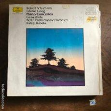 Discos de vinilo: PIANO CONCIERTOS. Lote 182888138