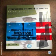 Discos de vinilo: ANTÓN DVORAK. Lote 182898668