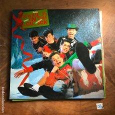 Discos de vinilo: NEW KIDS ON THE BLOCK. Lote 182899153