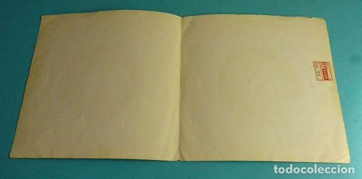 Discos de vinilo: RAIMON. AL VENT. LA PEDRA. SOM. A COPS. EDIPHONE 1963. SOLO CARÁTULA SIN VINILO - Foto 2 - 182902667