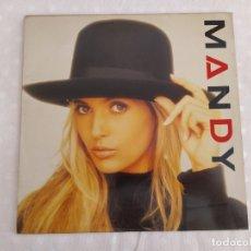 Discos de vinilo: MANDY – MANDY. Lote 182906470