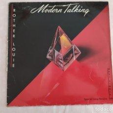 Discos de vinilo: MODERN TALKING – BROTHER LOUIE. Lote 182906796