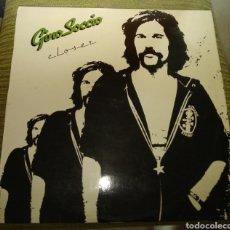 Discos de vinilo: GINO SOCCIO CLOSER. Lote 182908293